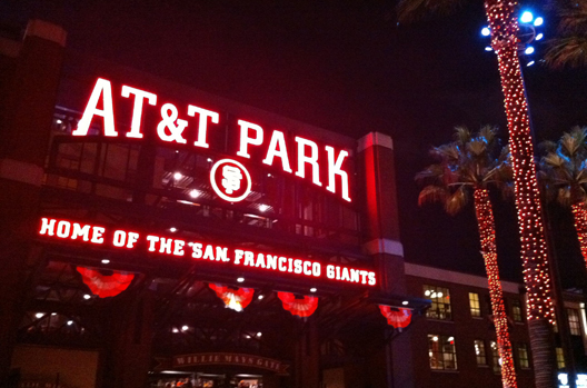 San Francisco Giants Baseball Game