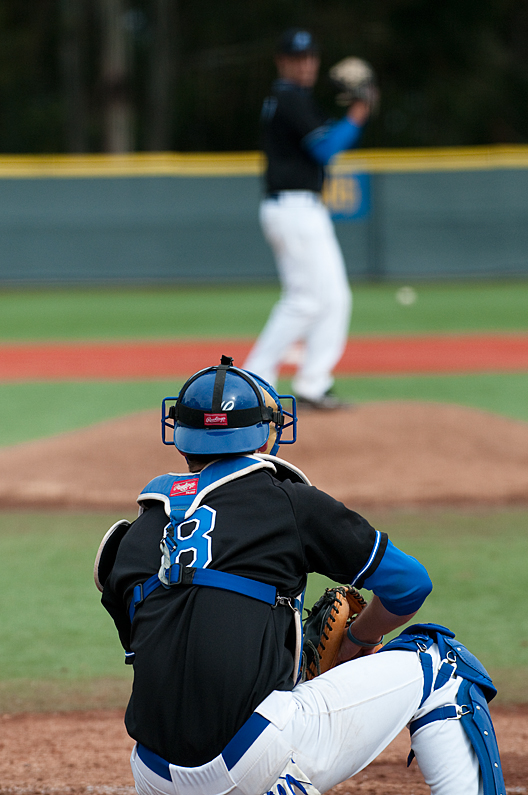 Hillsdale Charger Baseball