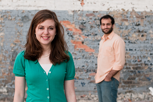 James and Sarah